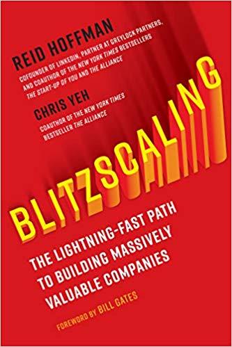 Blitzscaling/